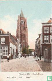 Gorinchem, - Kruisstraat.