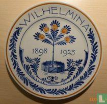 "Sierbord - ""Wilhelmina 1998 - 1923"" - De Porceleyne Fles"