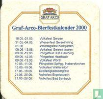 Graf Arco Bierfestkalender