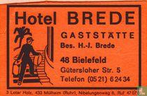 Hotel Brede - H.-J. Brede