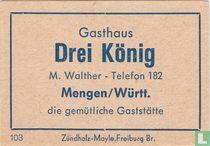 Drei König - M. Walther