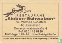 """Sieben-Shwaben"" - Wilfried Schötker"