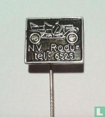 """N.V. """"Rodu"""" tel: 6525 (zwart)"""