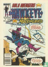 Solo Avengers starring Hawkeye and Mockingbird