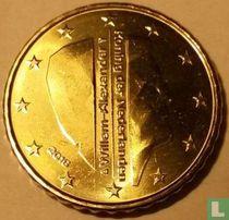 Netherlands 10 cent 2016