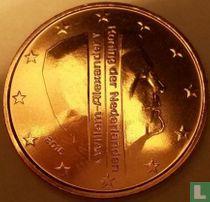 Netherlands 5 cent 2016