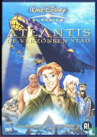 Atlantis - De verzonken stad