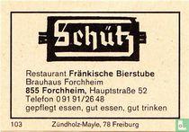 Schütss - Frankische Birstube