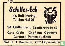 Schiller-Eck - Rof Maring