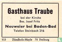 Gasthaus Traube - Josef Fritz