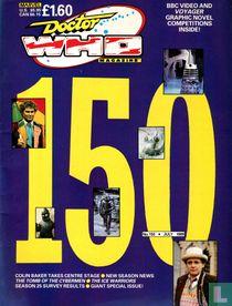Doctor Who Magazine 150
