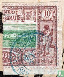 Stadtansicht Dschibuti