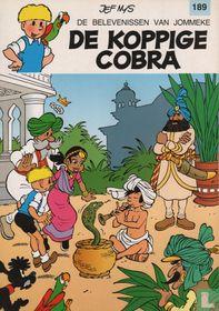 De koppige cobra