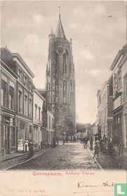 Gorinchem, Groote Toren