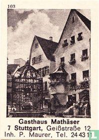 Gasthaus Mathäser