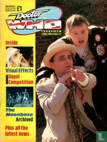 Doctor Who Magazine 138