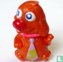 Filzi Dog (pink)