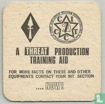 A Threat production training aid