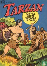 Tarzan and the White Savages of Vari