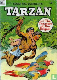 Tarzan and the Treasure of the Bolgani