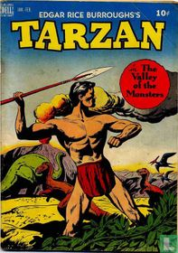 Tarzan and the Valley of the Monsters
