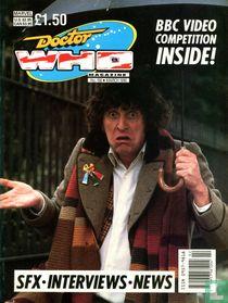 Doctor Who Magazine 158