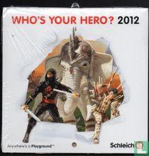 Schleich Kalender Hero 2012