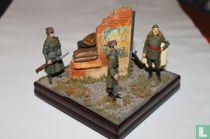 Spaanse Burgeroorlog Diorama II