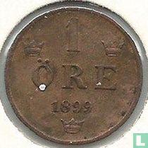 Zweden 1 öre 1899