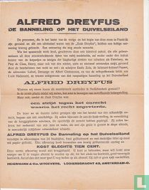 Alfred Dreyfus - De banneling op het duivelseiland