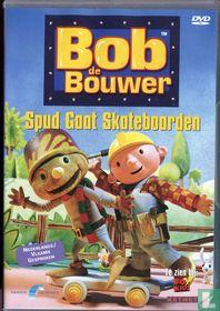 Spud gaat skateboarden