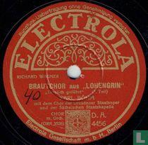 """Brautchor (aus """"Lohengrin"""")"""