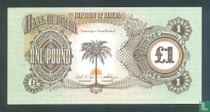 Biafra 1 Pound ND (1968-69)