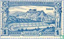 Acropole et stade