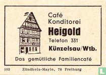 Café Konditorei Heigold