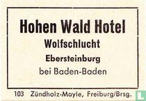 Hohen Wald Hotel