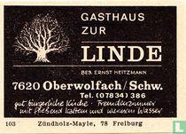 Gasthaus zur Linde - Ernst Heitzmann