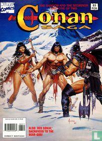 Conan Saga 83