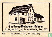Gasthof-Metzgerei Ochsen