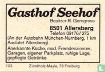 Gasthof Seehof - R. Gerngross