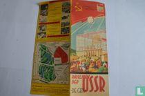 EXPO BRUSSEL 1958 Paviljoen der USSR