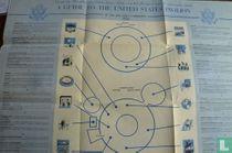 EXPO BRUSSL 1958 Folder USA