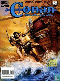 Conan Saga 85