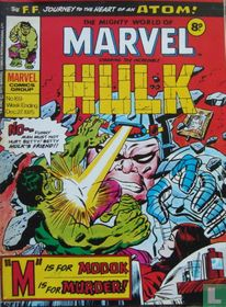 The Mighty World of Marvel 169