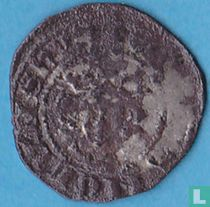 Engeland 1 penny Newcastle-on-Tyne 1272- 1307 (Type10a)