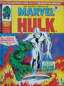 The Mighty World of Marvel 140