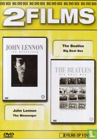 John Lennon The Messenger + The Beatles The Beat Box