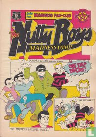 The Nutty Boys Madness Comix 1