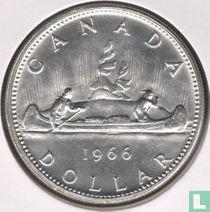 Canada 1 dollar 1966