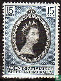 Krönung Königin Elizabeth II